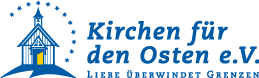 Kirchen für den Osten Logo